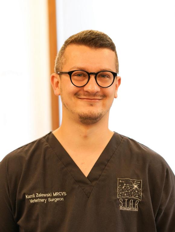 Kamil Zalewski DVM MRCVS